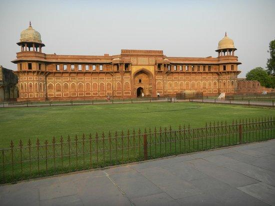 Agra Fort: Palais