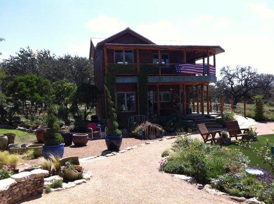 Cafe at the Ridge Nursery