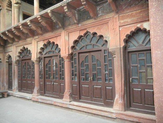 Agra Fort: Entrée de la quatrième enceinte