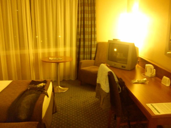 Holiday Inn Moscow Sokolniki : Returned from work and saw perfect cleaning results
