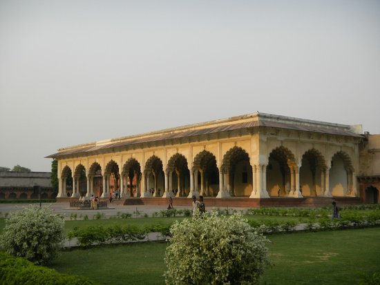 Agra Fort: Salle d'audiance