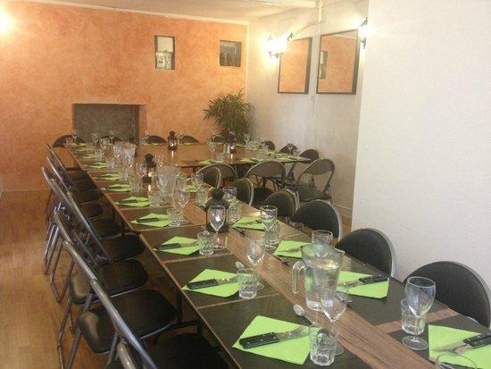 LOL Restaurant : Salle reception groupe , seminaire