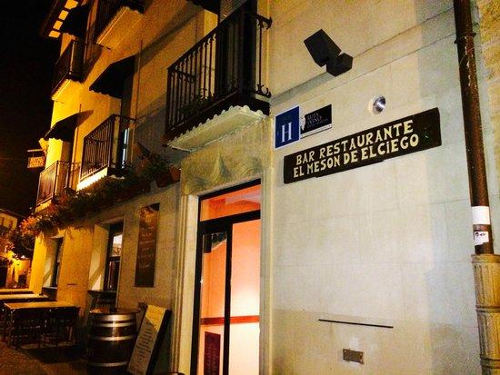 Hotel Villa de Elciego : Entrada