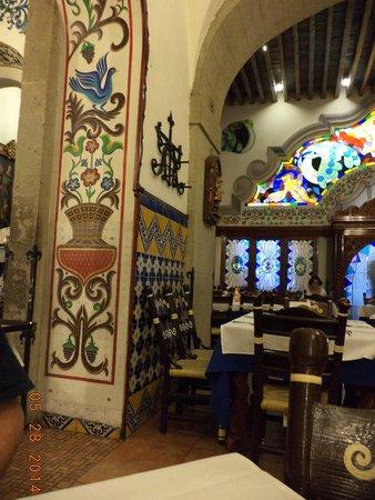 Cafe de Tacuba : Interior Cafe Tacuba