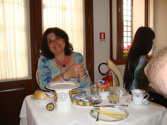 Locanda Ca' San Marcuola: Desayuno