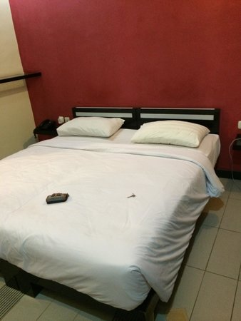ZUK Boutique Hotel: Bed