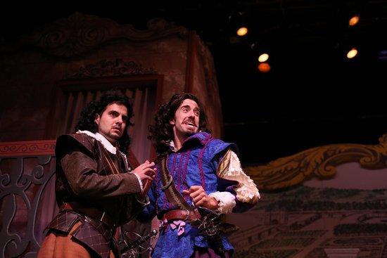 Creede Repertory Theatre: The Liar (2014)