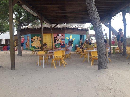 Iberostar Alcudia Park: The lovely Mini Club