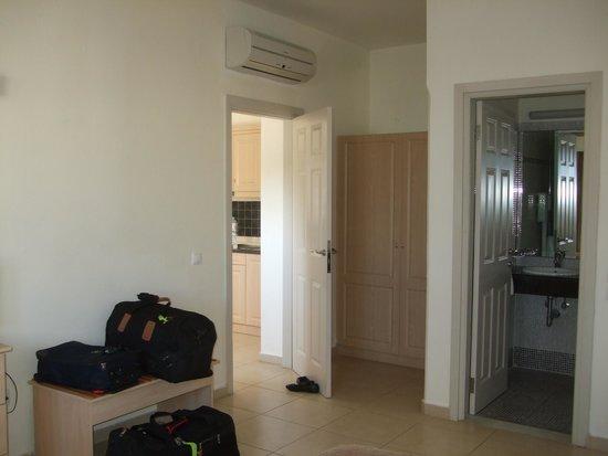 Pefkos Village Resort: Our room.