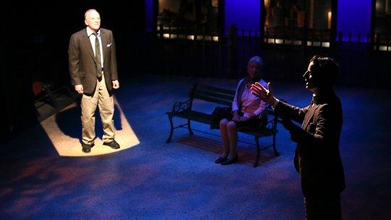Creede Repertory Theatre: The Last Romance (2014)