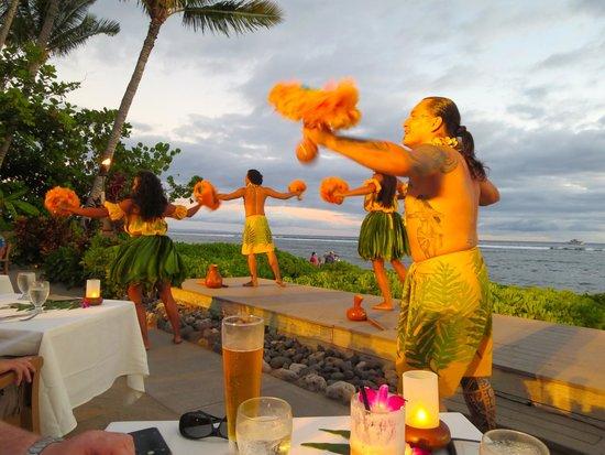 Feast At Lele: Dancers