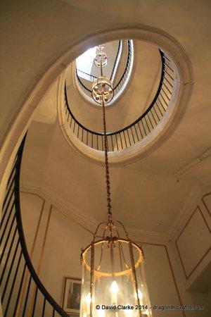Phoenix Copenhagen: Up the stairs