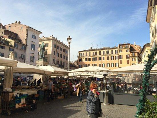 Mercato dei Fiori: En el Mercado