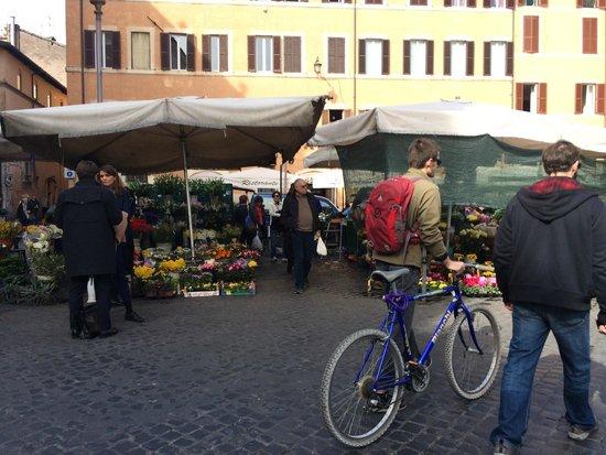 Mercato dei Fiori: Campo dei Fiori