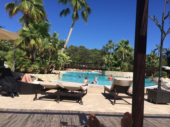 Protur Biomar Gran Hotel & Spa : Pool area