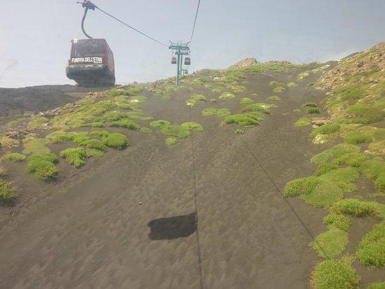 Funivia dell'Etna: Cable Car