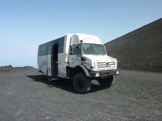 Funivia dell'Etna: 4x4 Truck