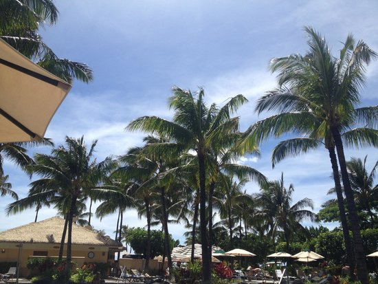 Marriott's Ko Olina Beach Club: -