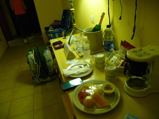 Iberostar Hacienda Dominicus : benvenuto in camera