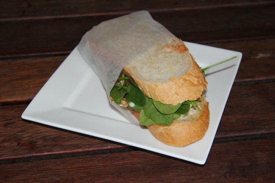 Down Under Bar and Grill: Try one of our Sourdough Sandwiches to take away!