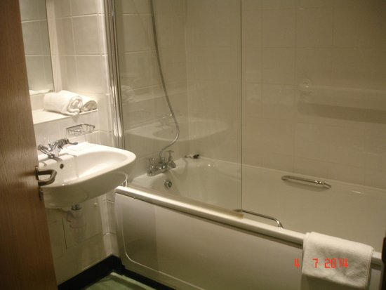 Unison Croyde Bay Holiday Resort: Bathroom