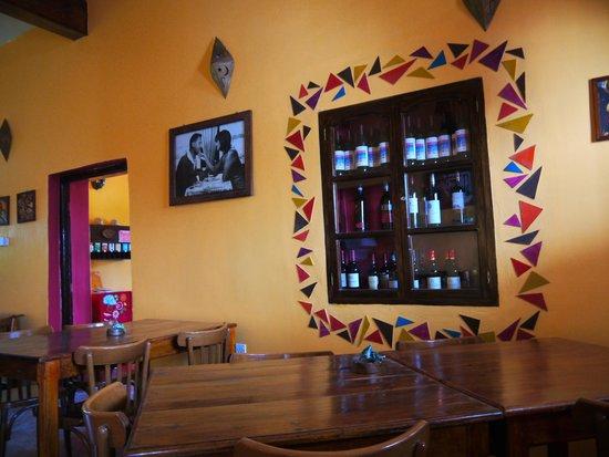 La Taverna: Wines