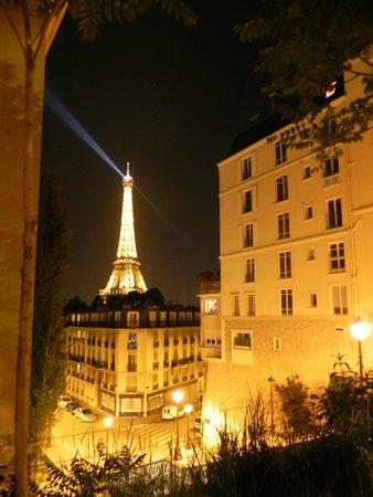 Tour Eiffel : Paris