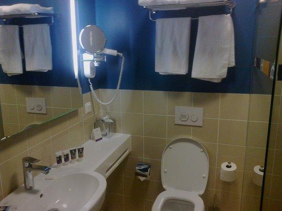 Mercure Riga Centre : Bathroom