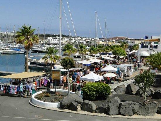 Caybeach Sun: Rubicon Marina and Market