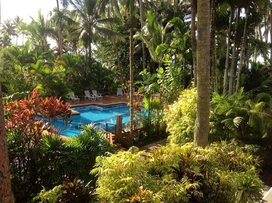 ULTIQA at Fiji Palms Beach Resort: view from unit 8