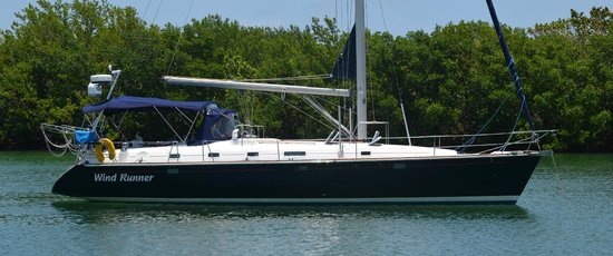 Miami Sailing - Private Day Charters: Tranquility ....