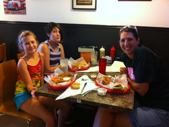 Jim's Coney Island: One of our many visits.