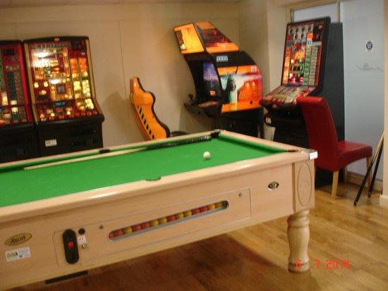 Unison Croyde Bay Holiday Resort: Games area