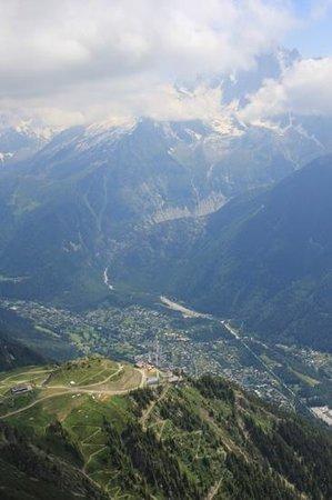 Telepherique du Brevent: what a View