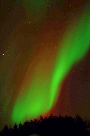 Superjeep.is: Superjeep aurora borealis