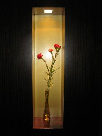 Sofitel Lisbon Liberdade : Fleur fraîche