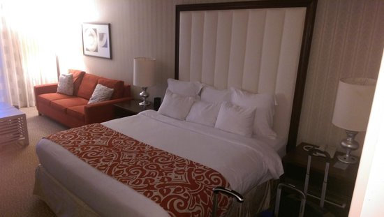 Renaissance Newark Airport Hotel : King room