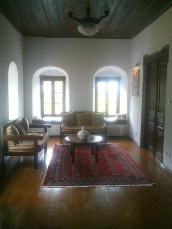 Arhontiko Sisilianou : Traditional sitting room