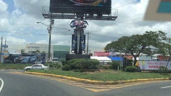 Puerto Salvador Allende: managua