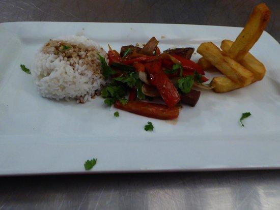 Marcelo Batata Culinary Experiences: Main course final product