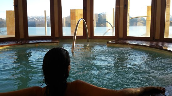 Don El Faro Boutique Hotel & Spa: SPA JACUZZI