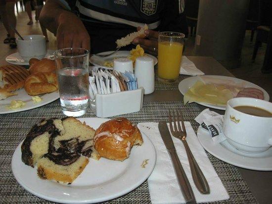 Hotel Riu Lupita: Desayuno en Riu Lupita