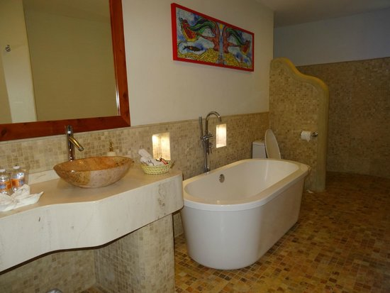 Guayaba Inn : The bathroom