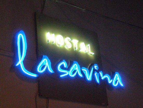 Hostal La Savina: Hostel la Savina