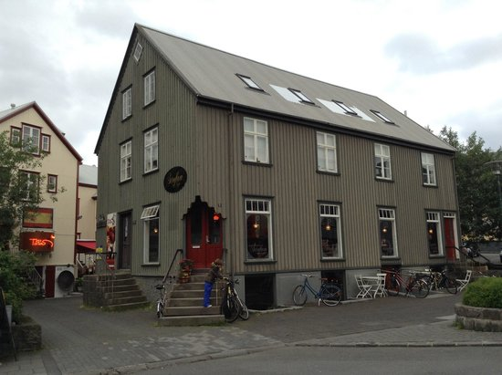 Stofan Cafe: Entrance