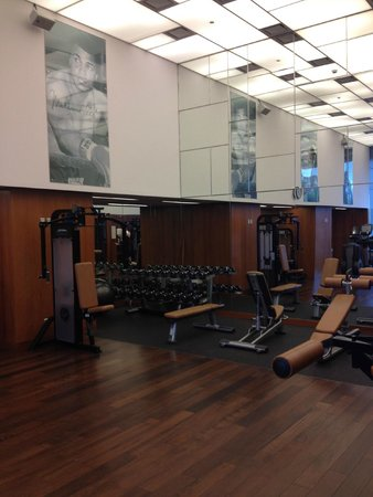 InterContinental Residences Saigon: Gym