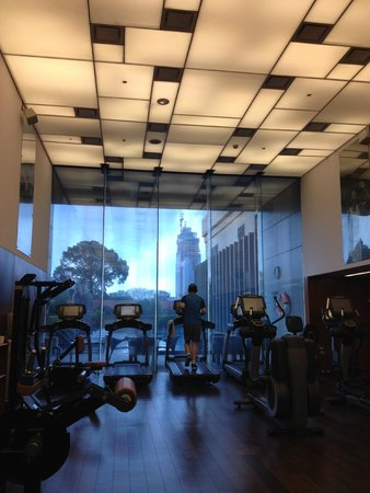 InterContinental Residences Saigon : Gym