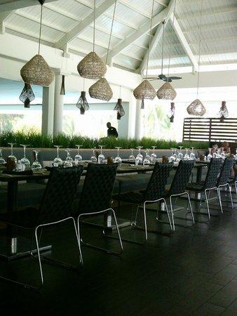 Meliá Caribe Tropical: Cuatro Restaurant