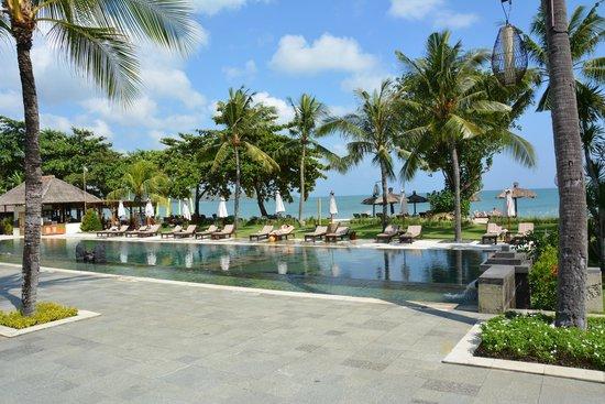 Belmond Jimbaran Puri: piscine