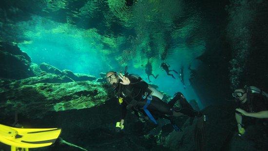Akumal Dive Shop : Chac Mool
